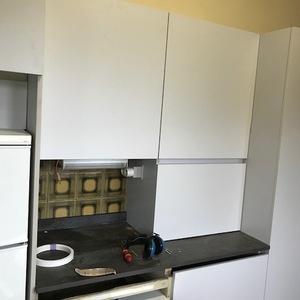 Renovatie van keuken